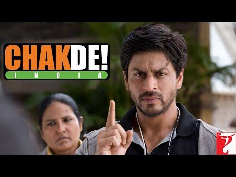 Song Promo  Maula Mere Le Le Meri Jaan  Chak De India  Shah Rukh Khan