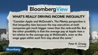 What's Really Driving Income Inequality: Orszag