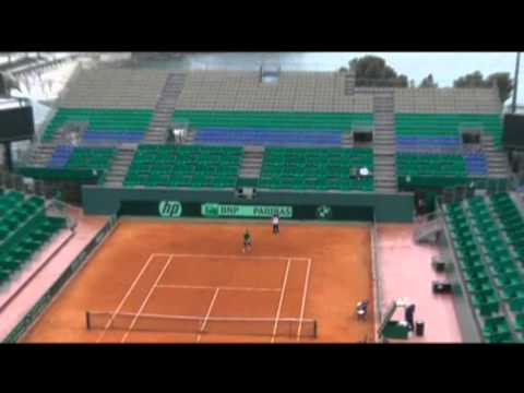[2012 Davis Cup by BNP Paribas] Discover the Monte-Carlo Country Club...