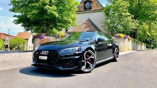 NEW !! AUDI RS5 Sportback 2019 -Test & Review