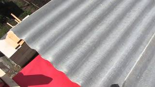 видео Площадь асбестоцементного листа