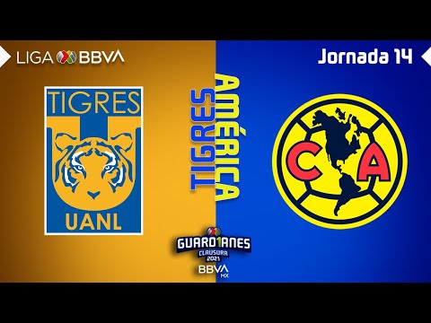 U.A.N.L. Tigres Club America Goals And Highlights