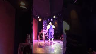 King Fee 1st stand up Tempe improv