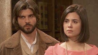 El secreto de Puente Viejo - María y Gonzalo se presentan ante Francisca, ¿qué tendrán que decirle?