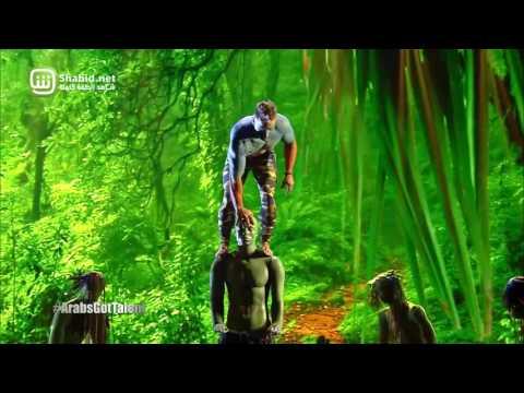 Arabs Got Talent- عرض النصف نهائيات – آدم كاريرا