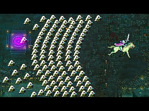 I Raised a Massive Army of Demonic Creatures to Hunt Humans in Sea Salt! |