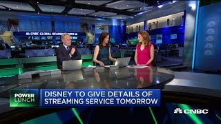 Disney to give details on streaming service