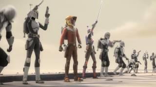 Star Wars Rebels Season 4| Звездные Войны Повстанцы Сезон 4 Trailer Official