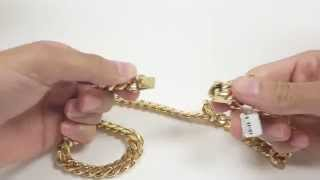 Miami cuban link chain 300 grams 13mm 26 inches long