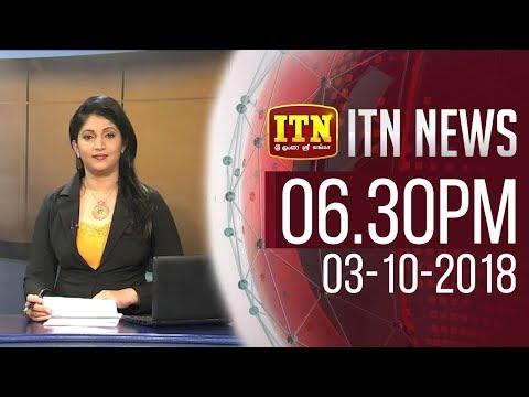 ITN News 2018-10-03 | 06.30 PM