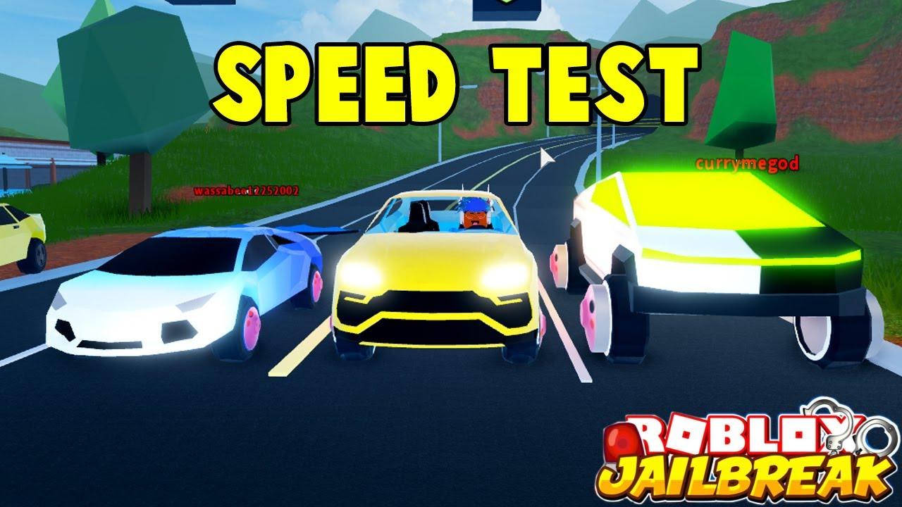 Download JAILBREAK SURUS SUV NEW FASTEST CAR!?|SPEED TEST|(Roblox Jailbreak)