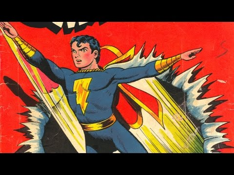 Superhero Origins Shazams Captain Marvel Jr
