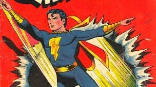 Superhero Origins: Shazam's Captain Marvel Jr.