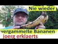 Bananen Nie Wieder Wegschmeißen. Super Lifhack...Tutorial Nr. 141