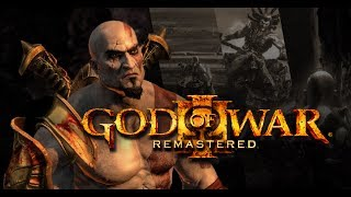 GOD OF WAR 3: CHAOS (Very Hard) Speedrun Sem Bug [PS4]