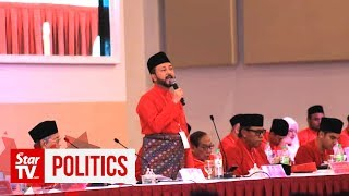 Mukhriz: Bersatu targets first party elections by June 2020