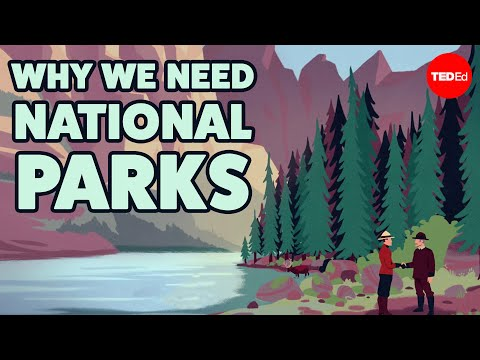 "Video image: Who owns the ""wilderness""? - Elyse Cox"