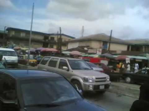 Random Walk(Mission Road, Benin City) Nigeria Part1