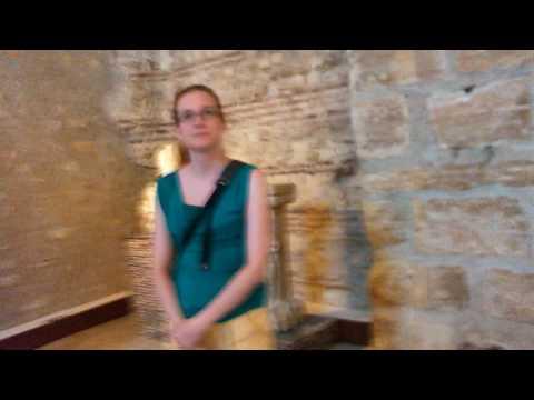 Musee du Cluny - the Gallo/Roman baths