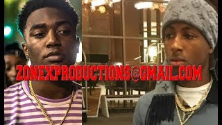 Baton Rouge Rapper Fredo Bang says NBA Youngboy turned gangsta when he was in jail!MUST HEAR
