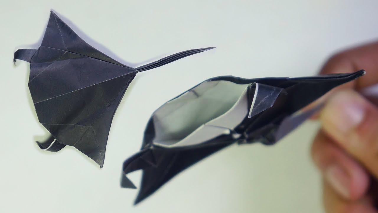 origami manta ray tutorial henry pham youtube rh youtube com