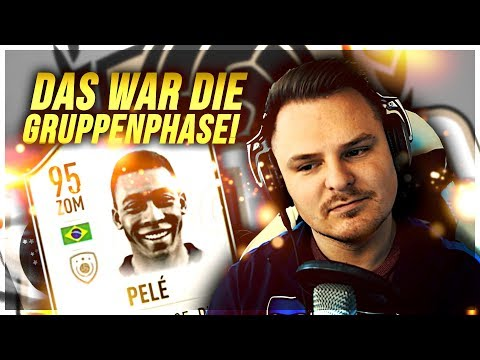 FIFA 19: YOUnited ICON 95 Pele #5 - 💪 Bestes YOUnited Team?! 🔥
