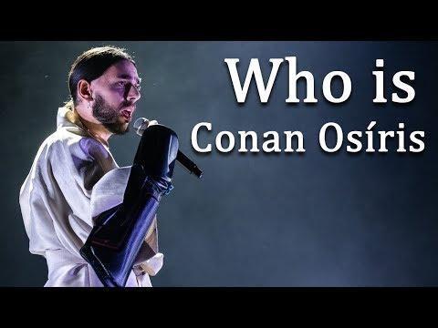 Who is Conan Osiris