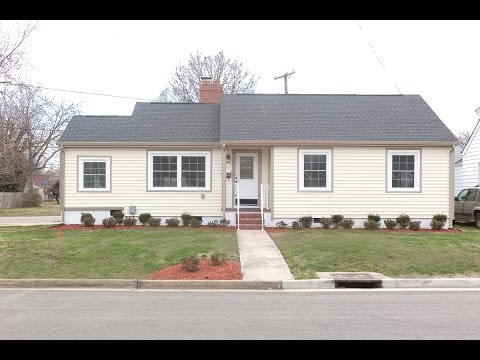 House for Sale in Hampton, Virginia: 603 Newport News Avenue, 23669