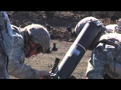 120mm mortar rounds