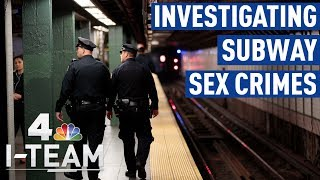 NYPD Unit Targets Sex Crimes on the Subway
