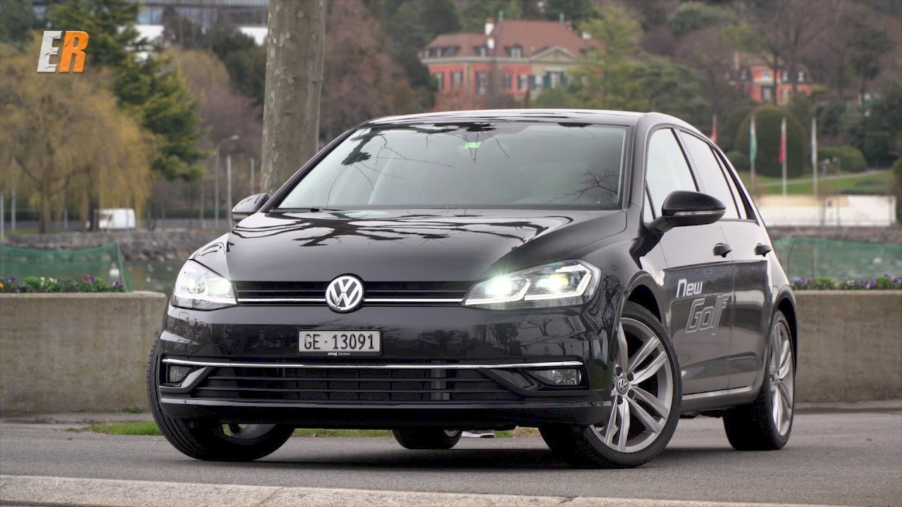 2018 volkswagen e golf range. exellent range 2018 vw golf review  the mk 7 just got better inside volkswagen e golf range
