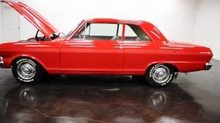 1965 Chevrolet 4 Speed Nova Custom