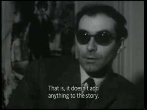 Jean-Luc Godard interview
