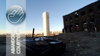 Repeat youtube video EINECREW FPV - ABANDONED COURTYARD