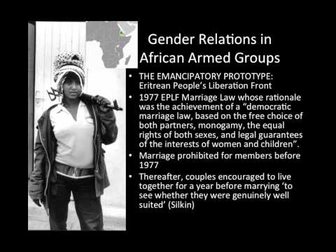 Rebel Queens and Black Diamonds: Gender Politics in African Armed Groups, and more upcoming events