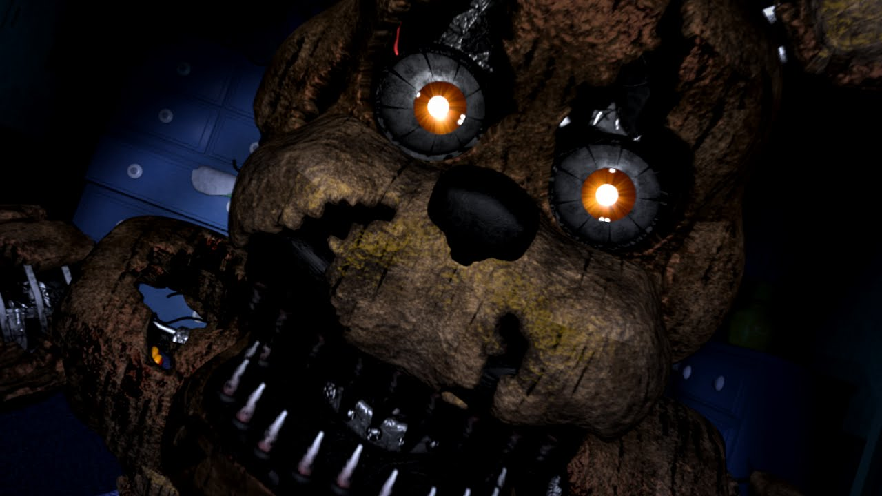 Five Nights At Freddy's 4 Complete Gameplay Walkthrough