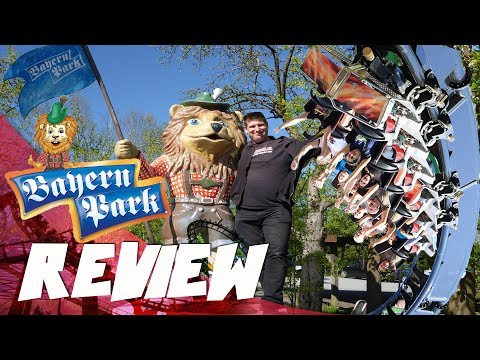 Review: SUPER LANCEERACHTBAAN IN BAYERN PARK!!!