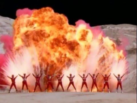 Power Rangers Top 10 Red Rangers