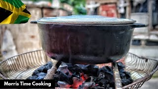 How To Make JAMAICAN STEWED BEEF | Mommy Version | Lesson #151 |  Morris Time Cooking