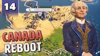 3] Civilization 6 Canada Reboot - Civ 6 Gathering Storm with