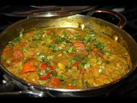 Curry Fish Recipe.