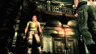 Resident Evil HD - Обзор игры