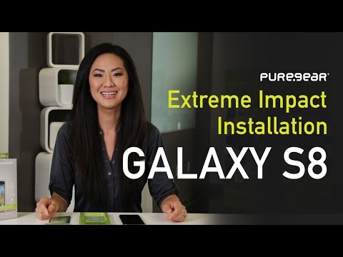 EXTREME IMPACT GALAXY S8 INSTALL
