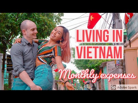 How Much Does It Cost To Live In VIETNAM? | Cost Of Living In Hanoi