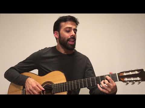 Matheus Baraçal - Estória de Cantador (Djavan) [ o que me inspira ]