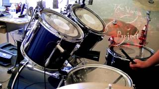 Paradise- Craig Owens Drum Cover *The Vanta Project*