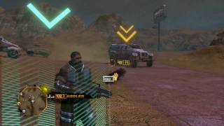 Red Faction: Guerrilla PC Gameplay (HD)