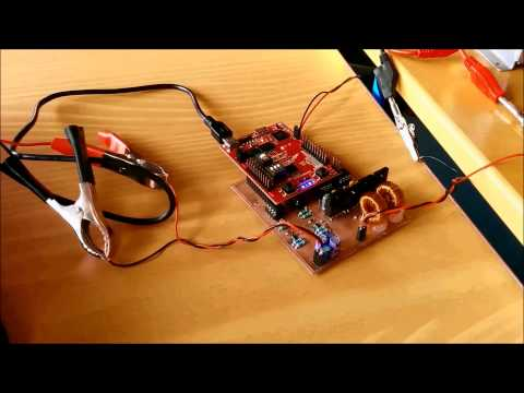 C2000 Launchpad Solar Power MPPT Project and Tutorial