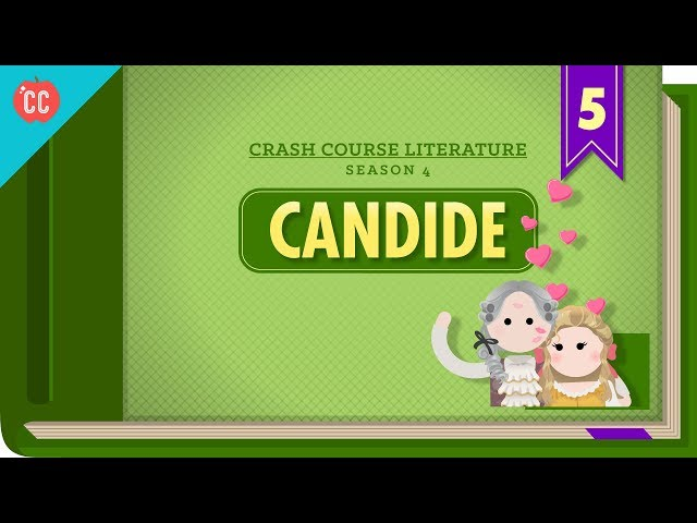 Candide: Crash Course Literature 405