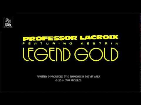 Professor LaCroix feat. Kestrin - Legend Gold [Karaoke Video]